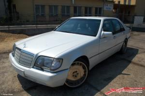 Mercedes-Benz S Classe